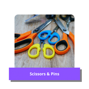 Scissors and Pins