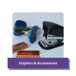 Staplers and Accessories