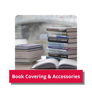 Book Covering and Accessories